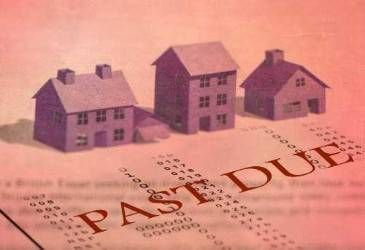 Falling Behind on Mortgage Payments