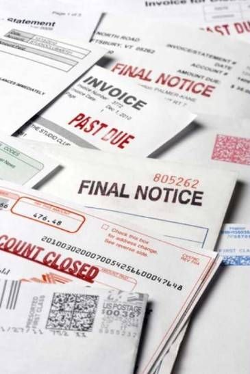 Secured and Unsecured Debts
