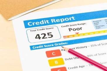 What will bankruptcy do to my credit