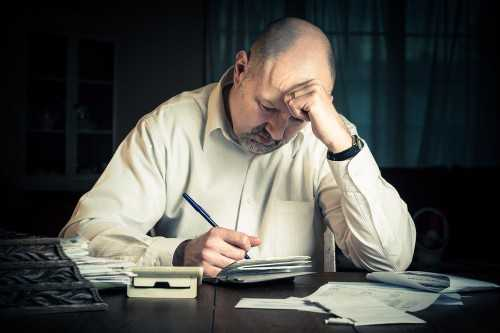 Dealing With The Creditors
